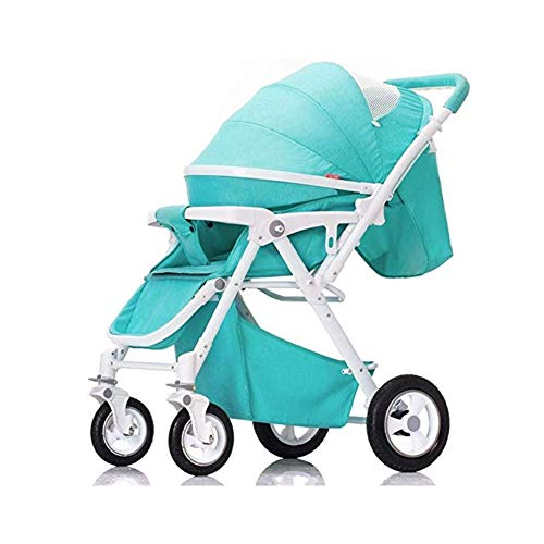 Review Cylficl Baby Stroller Can Sit Flat Lay Lightweight Folding Portable Summer Baby Newborn Child...