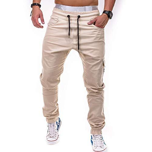Pantalones Beige  marca Exteren