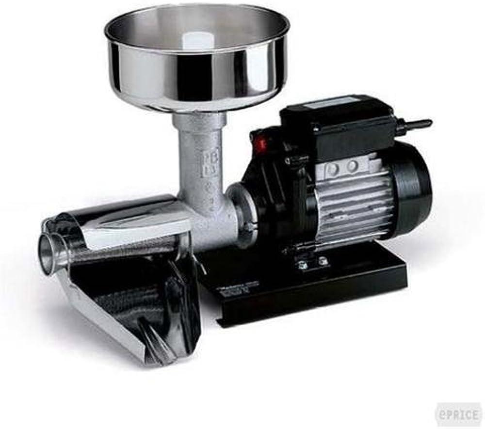 Reber spremitore elettrico per passata di pomodoro e marmellate in acciaio inox professionale