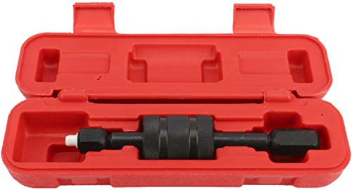 FreeTec Diesel Injektor Abzieher Auszieher Entferner Satz Ausbau Werkzeug KFZ mit Adapter M8, M12, M14