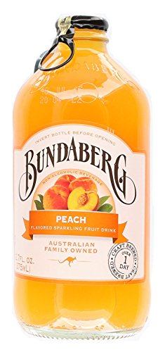 12 x Bundaberg Peach (12 x 375 ml) Australian Import