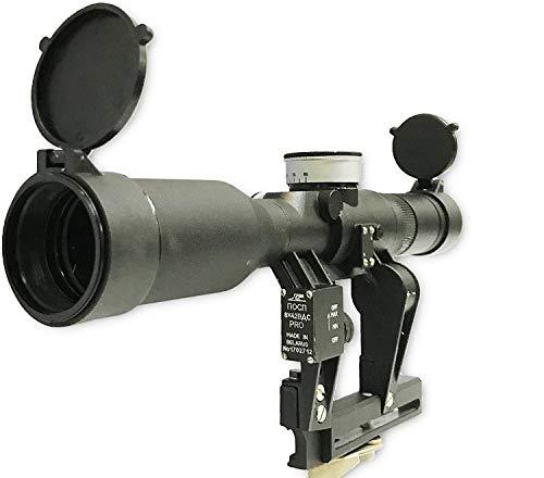 POSP 8x42 BDC PRO Russian Sniper Rifle Scope Optical Sight Side Mount