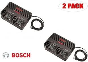 Bosch BC230 7.2v Thru 24v 30 Min Dual Bay Charger # 2607225069 (2 PACK)