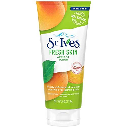 ST IVES Apricot Scrub Invigorating & Smoothes Skin 170g -100% Natural...
