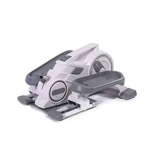 XUXUWA bicicleta estática Inicio de pasos pequeña máquina for correr Salón aparatos de gimnasia estudio de interior del pie Dormitorio máquina adulto pérdida de peso de la máquina de tubo de estufa de