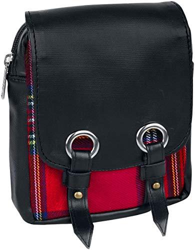 Preisvergleich Produktbild Black Premium by EMP Kilt Bag Männer Gürteltasche rot