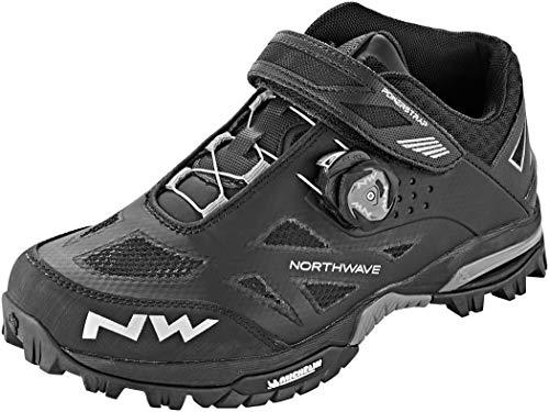 Northwave Black 2019 Enduro 39 MTB Zapato - 2019 Enduro