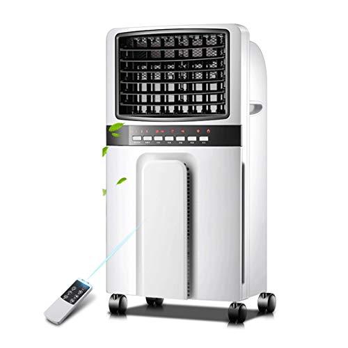 Ventilador de aire acondicionado Refrigerador Ventilador de refrigeración único Cuatro estaciones universal Cálido y frío Movimiento del hogar
