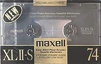 日立マクセル カセットテープ XLII-S 74分 XL2 ハイポジ 最高峰 XLII-S 74