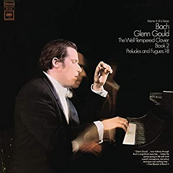 Bach: The Well-Tempered Clavier, Book II, Preludes & Fugues Nos. 1-8, BWV 870-877 ((Gould Remastered))