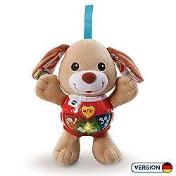 Vtech 80-502304 Baby 80-502304-Melodienhündchen
