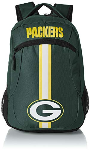 FOCO NFL Green Bay Packers Action Backpack