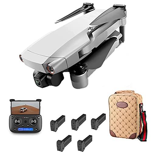 LYHY Drone RC Pieghevole, Drone GPS RC con Fotocamera Motore brushless cardanico a 3 Assi 8K 5G WiFi Posizionamento del Flusso Ottico Quadcopter 28 Minuti di Volo