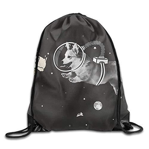 Jiger Drawstring Backpack Gym Bag Travel Backpack, Stylish Fans, Gym Drawstring Bag for Women Men Adults