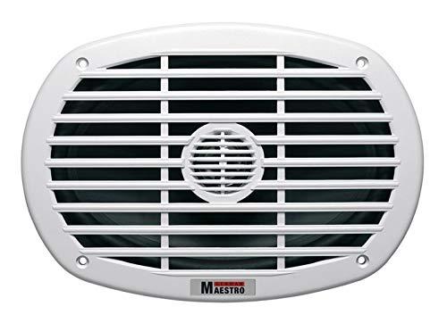German Maestro MRC 6908 2 Voies Coaxial Ovale 6 x 9 mrc6908