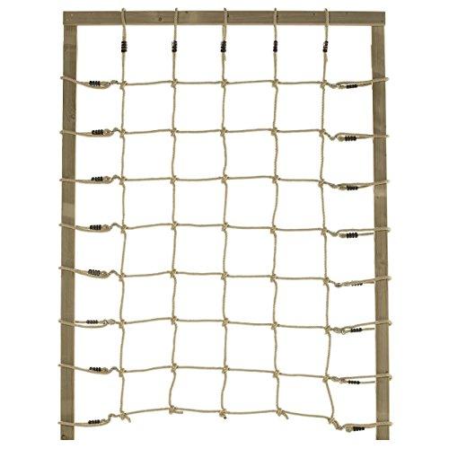 Filet d'escalade pour cadre avec 150 x H 200 cm sans cadre de Gartenwelt Riegelsberger