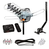 Best Outdoor Antenna For Rural Areas - FiveStar HDTV Antenna Digital Outdoor Antenna -150 Miles Review