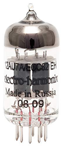 ELECTRO-HARMONIX 12AU7A/ECC82 EH /TM 双極マッチ ミニチュア/mT 双3極管 TEH12AU7/TM