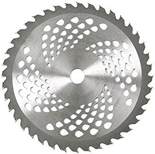 MOC Hoja de sierra circular, cuchilla de corte, cuchilla de repuesto, desbrozadora, 40 dientes, 1 pulgada