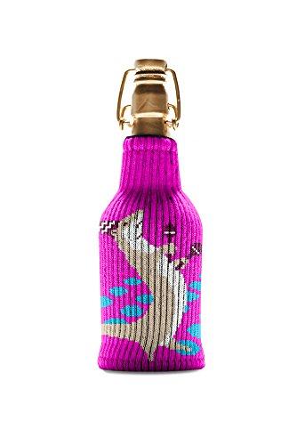 FREAKER Fits Every Bottle Can Beverage Insulator, Stops Bottle Sweat, Party Ferret