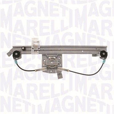 MM lève-vitre arrière droite avec confort pour Renault Grand Scenic 8200118857