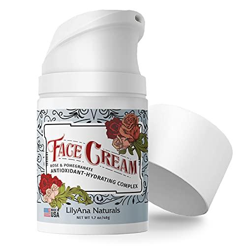 Image of Face Cream Moisturizer for...: Bestviewsreviews