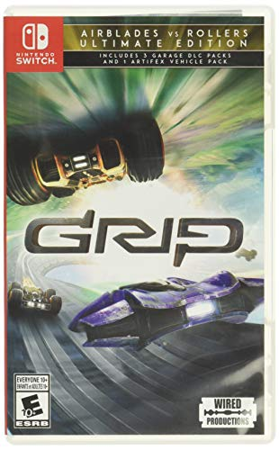 GRIP: Combat Racing - AirBlades vs Rollers Ultimate Edition
