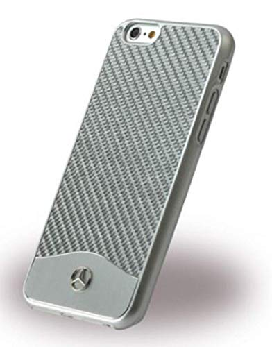 Capa De Celular Iphone6/6S Carbon Fiber Brushed Mercedes-Benz
