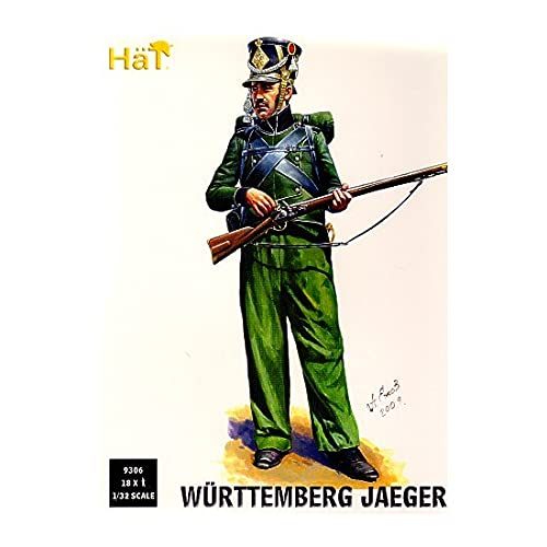 HAT 9306 Wurttemberg Jaegers 1:32