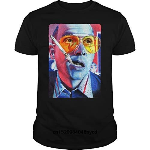 Funny T Shirts Fear and Loathing in Las Vegas T-Shirt 2018 Fashion Tshirt Men T-Shirt