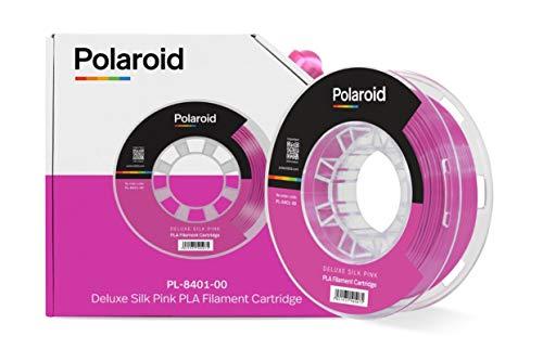 Polaroid filament 250 g universal deluxe silk PLA filament pink