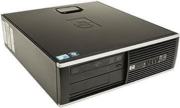 HP Elite 8200 SFF High Performance Business Desktop Computer Intel Quad Core i7 up to 3.8GHz Processor 2TB HDD 16GB DDR3 Memory DVD Windows 10 Professional (Renewed) (16GB)