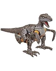 Transformers Generations War for Cybertron: Kingdom Voyager WFC-K18 Dinobot-actiefiguur - Kinderen vanaf 8 jaar, 17,5 cm