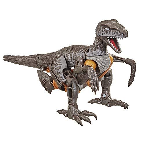 Juguetes Transformers, Figura de acción WFC-K18 Dinobot de Generations War for Cybertron: Kingdom Voyager, a Partir de 8 años, 19cm