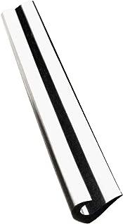 Dawn Enterprises DW20G-KT Universal Drip Rail Rain Gutter Guards - White (15)
