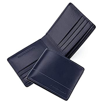 Genuine Leather Wallet - Christmas Gifts For House Cleaners