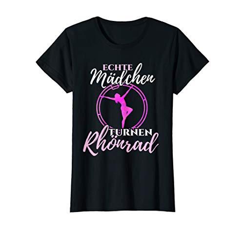 Rhönrad Outfit für Mädchen T-Shirt