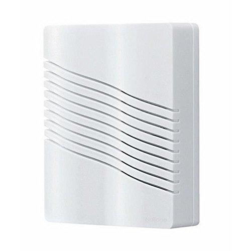 Broan-NuTone LA226WH Wireless Door Chime, White