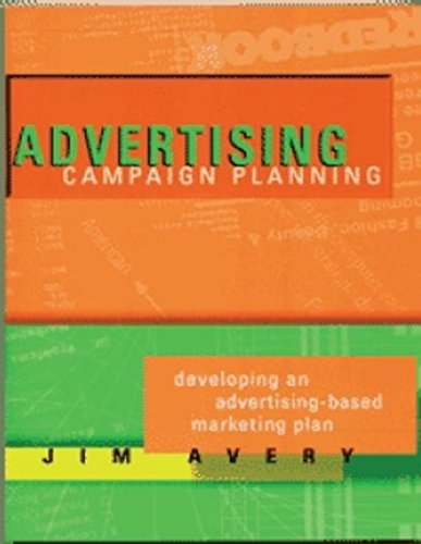 Advertising Campaign Planning: Developing an Advertising-Based Marketing Plan