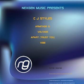 CJ Styles - Armitage S. / Voltage / Apart (Trust You) / Vibe