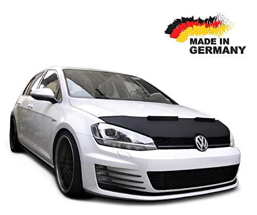 Black Bull Haubenbra für VW Golf 7 Steinschlagschutz Motorhaubenschutz Automaske NEU