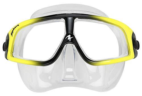 Aqua Lung Sphera Tauchmaske Schnorchelbrille für Erwachsene