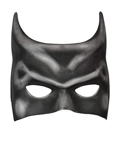 Masque pour les yeux vénitienne Avenger noir