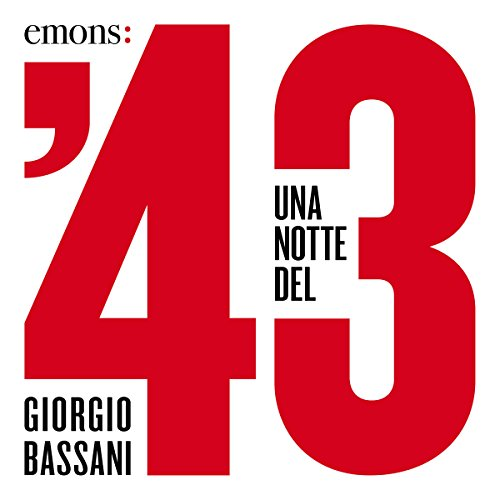 Una notte del '43 audiobook cover art