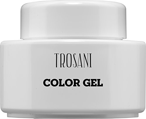 Trosani Cosmetics Gel Couleur UV Pearl Blue Lilac 5 ml