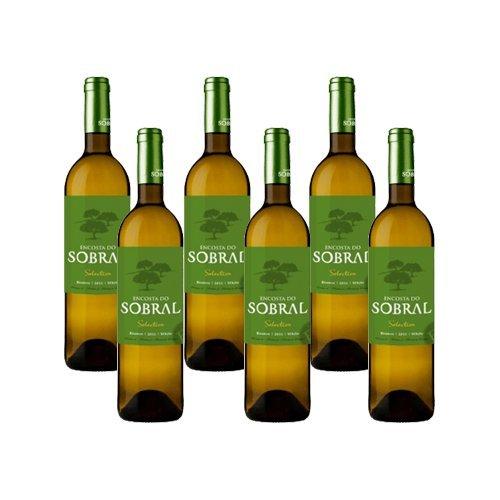 Encosta do Sobral Selection - Vino Blanco - 6 Botellas