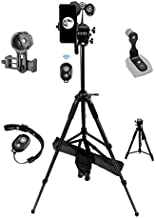 70-Inch Photographing Kit for Binoculars, Spotting Scope or Monocular (Including Universal Phone Adapter, Camera Remote Shutter, Tripod Adapter)