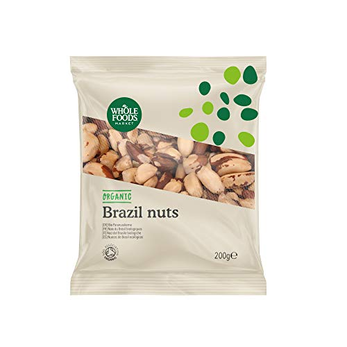 Whole Foods Market - Nueces de Brasil ecológicas, 200 g