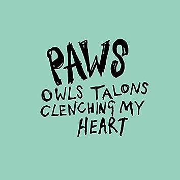 Owls Talons Clenching My Heart