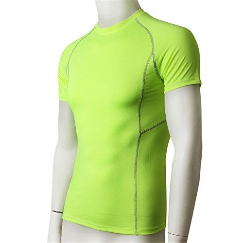 Uglyfrog 2019 Neu Running Fitness T-Shirt Herren Sport Kompression Under Base Layer Athletic Tank Top 1008